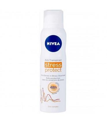 اسپری زنانه Stress Protect نیوا 150 میل