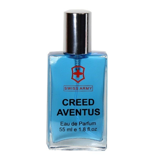 ادو پرفیوم مردانه Creed Aventus سوییس آرمی 55 میل
