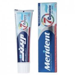 خمیر دندان سفید کننده مدل 7 Complete مریدنت 130 گرمی