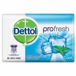 صابون ضد باکتری مدل Pro fresh Cool دتول 105 گرمی