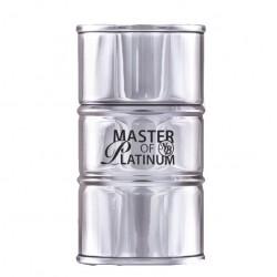 ادو پرفیوم مردانه مدل Master Of Platinum نیو برند 100 میل