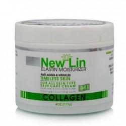 کرم آبرسان و مرطوب کننده کلاژن ضد پیری و جوان کننده نیولین 113 گرمی