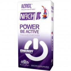 کاندوم مدل Power Be Actionکدکس بسته 3 عددی