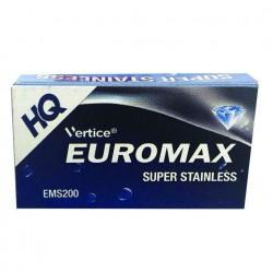 تیغ سنتی کد EMS200 یورومکس بسته 10 عددی