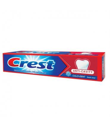 خمیر دندان ضد پوسیدگی Crest Anti Cavity کرست 125 میلی لیتر