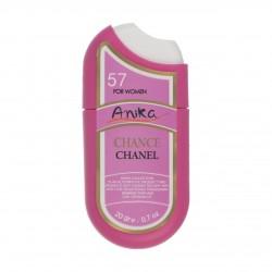 عطر جیبی زنانه طرح فندکی مدل Chance Chanel آنیکا 20 گرم