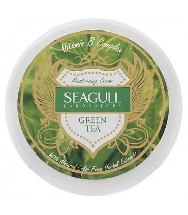 کرم مرطوب کننده کاسه ای دست و بدن عصاره چای سبز Green Tea سی گل 200 میل