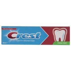 خمیر دندان ضد پوسیدگی نعنایی مدل Cavity Protection Fresh Mint کرست 100 میل - تاریخ انقضا زیر 6 ماه
