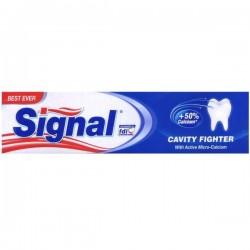 خمیر دندان جلوگیری از پوسیدگی مدل Cavity Fighter سیگنال 100 میل