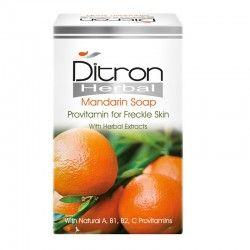 صابون روشن کننده پوست حاوی عصاره نارنگی دیترون 110 گرم