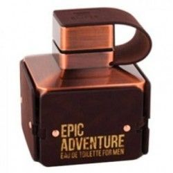 ادوتویلت مردانه مدل اپیک ادونچر Epic Adventure امپر 100 میل