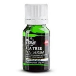 سرم پوست چند منظوره SOS دکتر سی تونا عصاره درخت چای فارماسی 10 میل