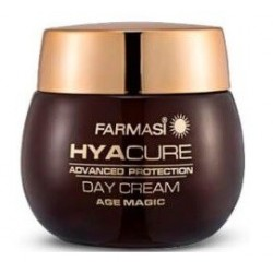 کرم روز مدل Age Magic SPF25 حاوی Q10 و هیالورونیک اسید مناسب بالای 45 سال فارماسی 50 میل