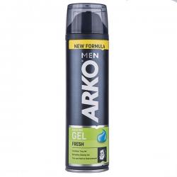 ژل اصلاح آرکو مدل Fresh حجم 200میلی لیتر