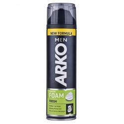 فوم اصلاح آرکو مدل Fresh حجم 200 میلی لیتر