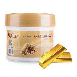 موم اصلاح سرد متوسط عصاره طلا اطلس 700 گرمی