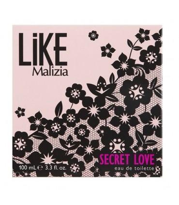 ادو تویلت زنانه لایک مدل Secret Love مالیزیا 100 میل