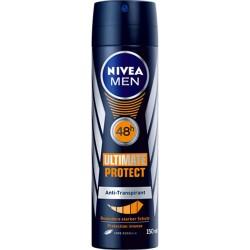 اسپری پودری مردانه مدل Ultimate Protect نیوا 150 میل - (تاریخ انقضا 2020/02/16)