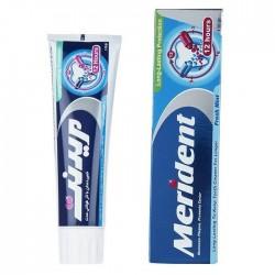 خمیر دندان مدل Fresh Mint مریدنت 130 گرمی